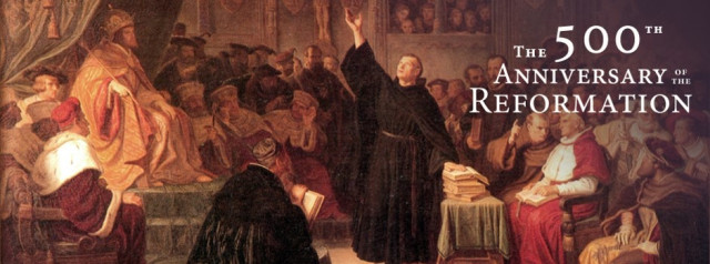 500th Anniversary Reformation