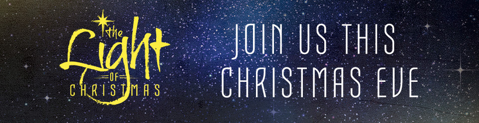 Join Us Christmas Eve!